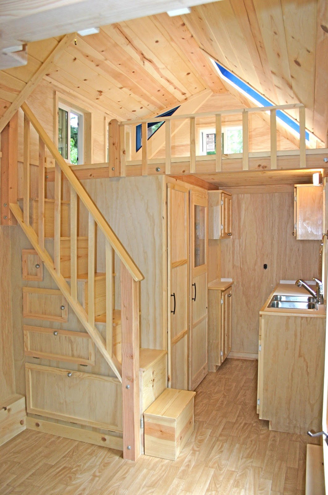 Tiny House Kitchen Designs